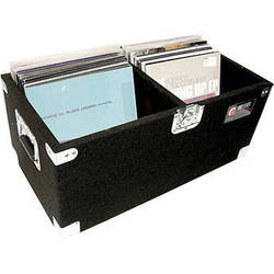 Odyssey Innovative Designs CLP200P Pro Carpeted LP Case