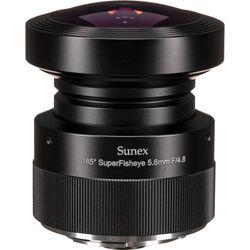 Sunex 5.6mm f/5.6 SuperFisheye Fixed Focus Lens for Nikon Digital SLR