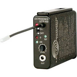 Lectrosonics 100 Series - UHF Portable Receiver (Frequency Block 24)