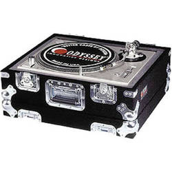 Odyssey Innovative Designs CTTP (Pro) Carpeted Turntable Case