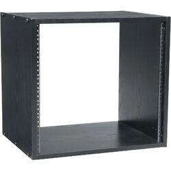 Middle Atlantic BRK12-22 Black Laminate Rack (12 Spaces)