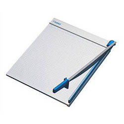 """Dahle Model 124, Professional Guillotine (24"""") (for 10 Sheets)"""
