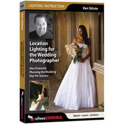 Software Cinema DVD-Video:Training: Location Lighting for the Wedding Photographer by Ken Sklute