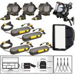 Dedolight Basic Explorer Option 1 Four-Light Kit
