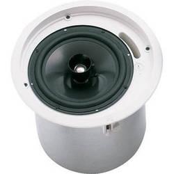 "Electro-Voice C8.2 - 8"" Coaxial Ceiling Mount Speaker w/Transformer (Black)"