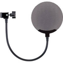Royer Labs PS101 - Metal Round Pop Filter with Gooseneck