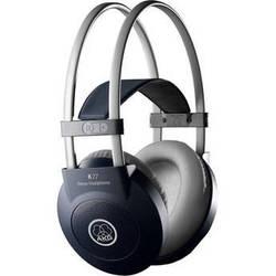 AKG K 77 Circumaural Closed-Back Stereo Headphones