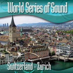 Sound Ideas World Series of Sound, Switzerland - Zurich, Sound Effects CD