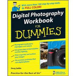 Wiley Publications Book: Digital Photography Workbook For Dummies by Doug Sahlin