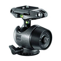 Gitzo GH2780QR Center Ballhead with Quick Release - Supports 30.8 lbs (14kg)
