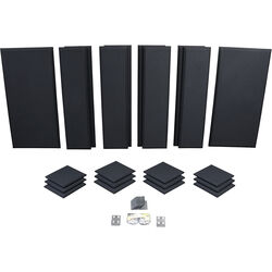 Primacoustic London 12A - Acoustic Room Kit (Black)
