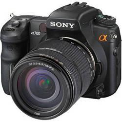 Sony Alpha DSLR-A700 Digital Camera Kit with Sony 18-200mm AF Lens