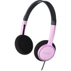Sony MDR-222KD Children's Stereo Headphones (Pink)