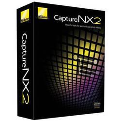 Nikon Capture NX 2 Photo Editing Software (Upgrade)
