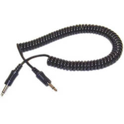 "JMI Telescopes Coiled 1/8"" (3.5mm) Miniphone Cord for JMI Hand Units"