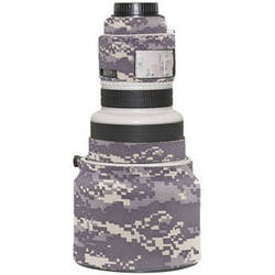 LensCoat Lens Cover for the Canon 200mm f/2 Lens (Digital Camo)