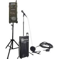 AmpliVox Sound Systems B9151-L Basic Digital Audio Travel Partner Package