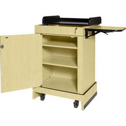 AmpliVox Sound Systems Multimedia Computer Lectern (Maple)