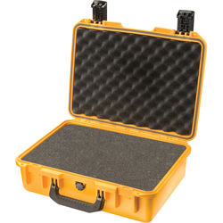 Pelican iM2300 Storm Case with Foam (Yellow)