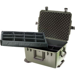 Pelican iM2750 Storm Trak Case with Padded Dividers (Olive Drab)