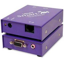 Smart-AVI VCA-RX100- Cat-5  XVGA Monitor and Stereo Audio Extender for the PC (Receiver Only)