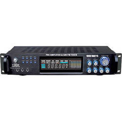 Pyle Pro P1001AT 1000W Hybrid Pre-Amplifier with AM/FM Tuner