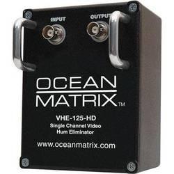 Ocean Matrix VHE-125-HD Video Hum Eliminator (Black)