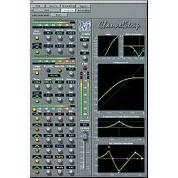 Metric Halo ChannelStrip 2 TDM OS X - Digital Signal Processing Plug-In