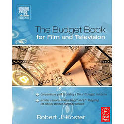 Focal Press Book: The Budget Book for Film and Television by Robert Koster