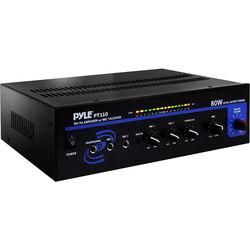 Pyle Pro PT110 80W PA Amplifier/Mixer