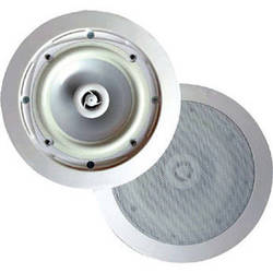 "Pyle Pro PWRC81 8"" Weather-Resistant In-Ceiling Speaker System (Pair)"