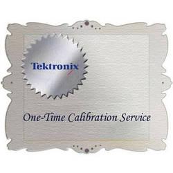 Tektronix CA1 Calibration Service for WFM6120