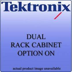 Tektronix WFM712002 Dual Rack Cabinet for WFM7120 (Option NN)
