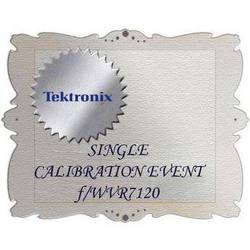 Tektronix CA1 Calibration Service for WVR7120