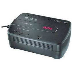 APC BE550G Back-UPS 550 8 Outlet Surge Protector and Battery Backup (120V)