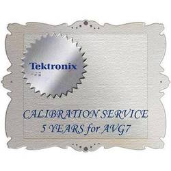 Tektronix C5 Calibration Service for AVG7