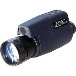 Night Detective Quest 5M 5x Night Vision Monocular (Black)