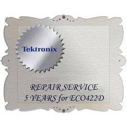 Tektronix R5 Product Warranty and Repair Coverage for ECO422D