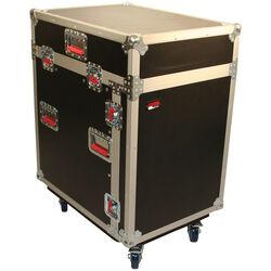 Gator Cases G-TOUR GRC12x12 Slant Top Rack Console