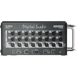 RSS by Roland S-0816 Front of House Digital Snake