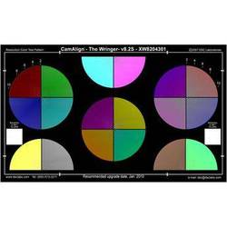 DSC Labs Wringer Maxi CamAlign Chip Chart