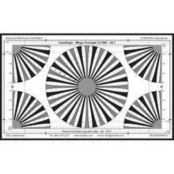 DSC Labs MegaTrumpet 12 Maxi Resolution & Focus Chart