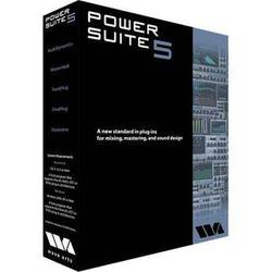 Wave Arts Power Suite 5 Mixing & Mastering Plug-in Bundle