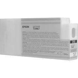Epson T596700 Ultrachrome HDR Ink Cartridge: Light Black (350ml)