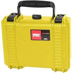 HPRC 2100F HPRC Hard Case with Cubed Foam Interior (Yellow)