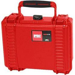 HPRC 2100F HPRC Hard Case with Cubed Foam Interior (Red)