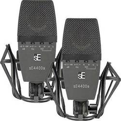 sE Electronics 4400a Large Diaphragm Multi-Pattern Condenser Microphone (Factory-Matched Pair)