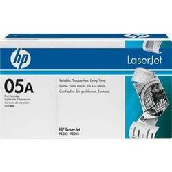 HP LaserJet 05A Black Print Cartridge with Smart Printing Technology