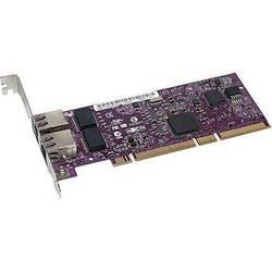 Sonnet Presto Gigabit PCI Server - 2-Port PCI Gigabit Ethernet Card