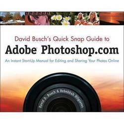 Cengage Course Tech. Book: David Busch's Quick Snap Guide to Adobe Photoshop.com
